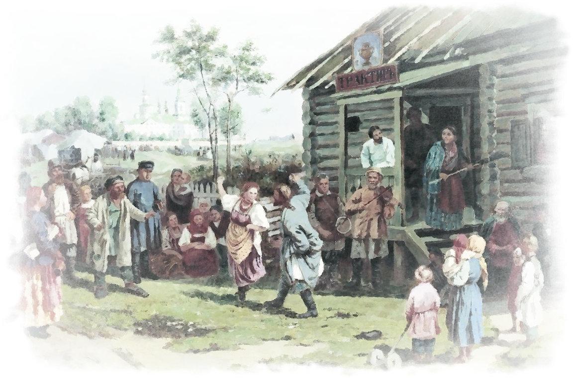 Русский дед в деревне пригласил молодую деваху и начал к ней приставать 14 фотография